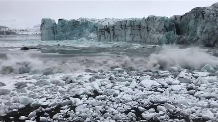 Okjokull: Iceland commemorates first glacier lost to climate change