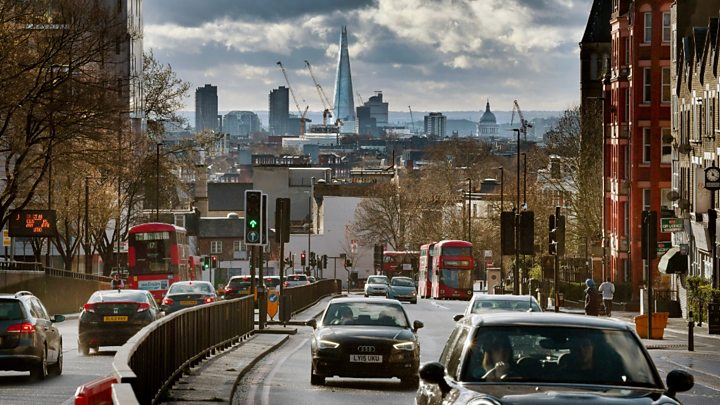 Ultra Low Emission Zone: London's new pollution charge begins