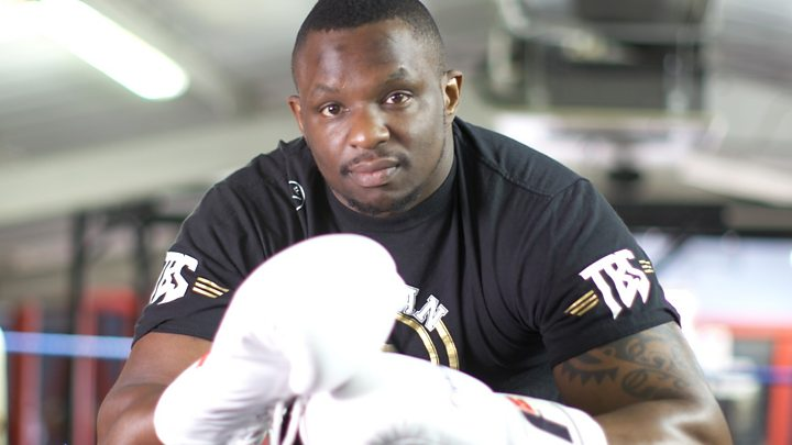Dillian Whyte: Fighting To Be Champ