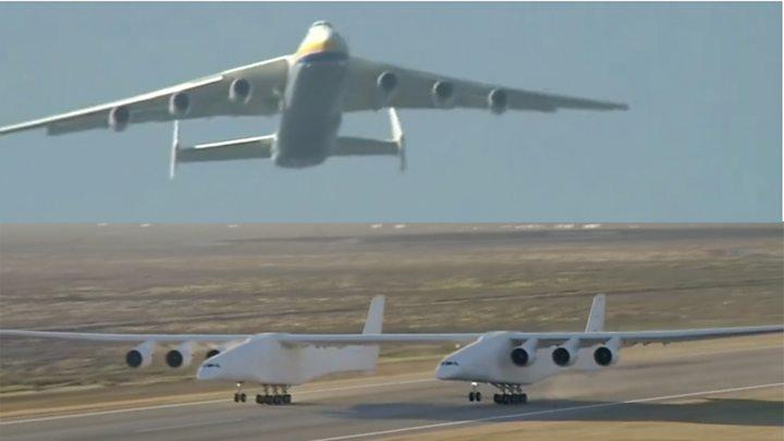 Самолеты проиграли ракетам. Зачем тогда нужен самолет-гигант Stratolaunch?