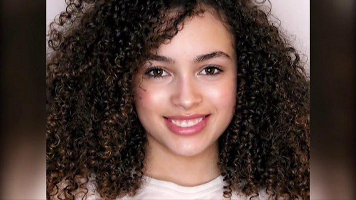 CBBC star Mya-Lecia Naylor dies age 16