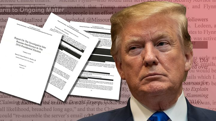 Mueller's report has a clear objective: It's a roadmap for impeachment