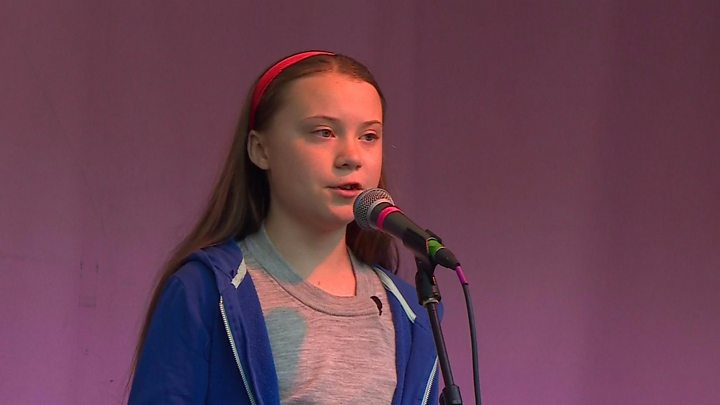 Asperger's is a gift, says Greta Thunberg, the child behind climate protests