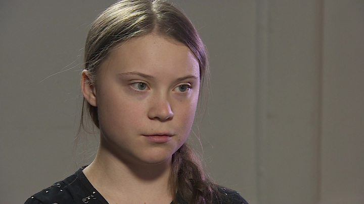 Swedish teen accuses United Kingdom of 'irresponsible behavior' over climate