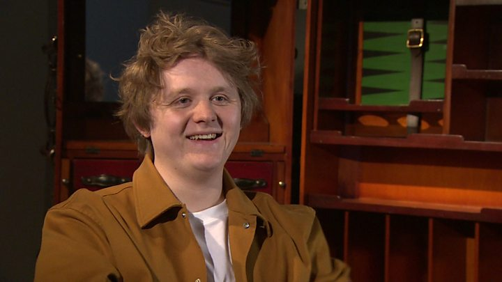 Lewis Capaldi on fame, funny posts and sad songs
