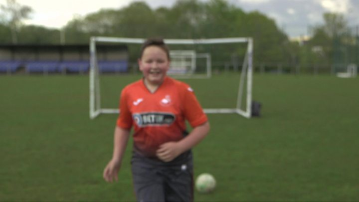 Autistic footballer realises dream as he joins mainstream team