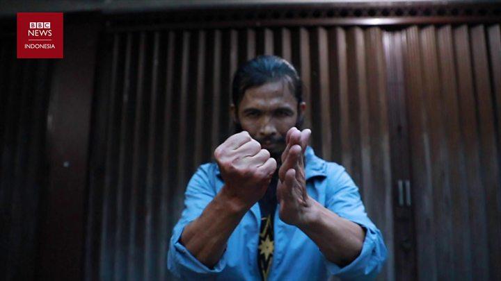 Silat dalam film John Wick 3: Dalam sehari Keanu Reeves dapat hafal gerakan  silat