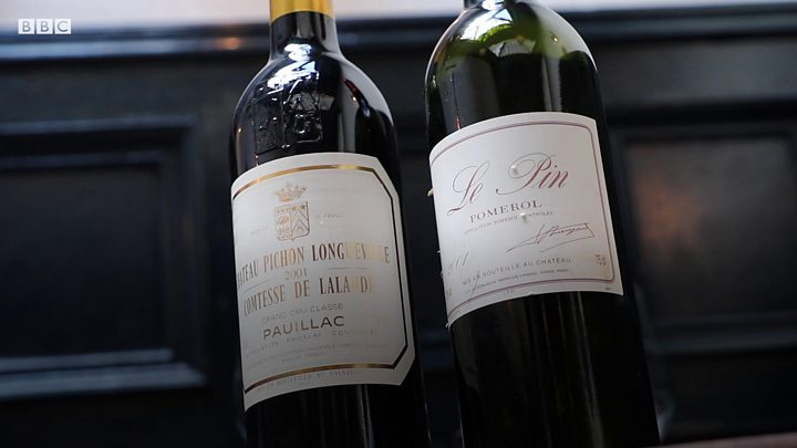 Restaurant accidentally serves £4,500 bottle of wine to customer