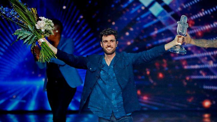 eurovisiesongfestival punten
