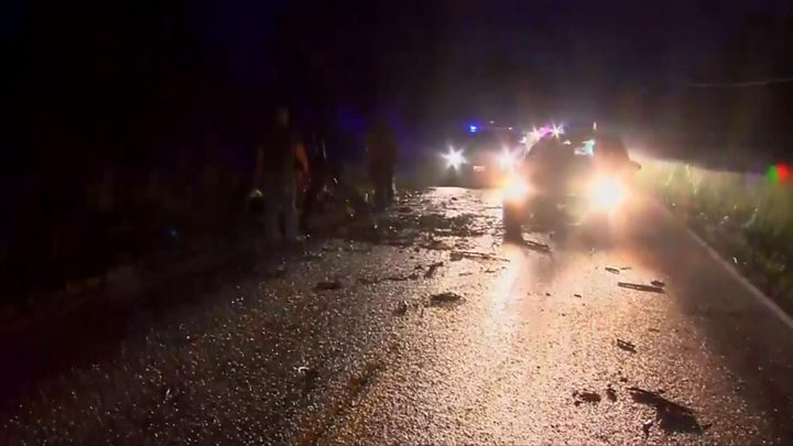 US weather: Tornadoes kill at least seven people