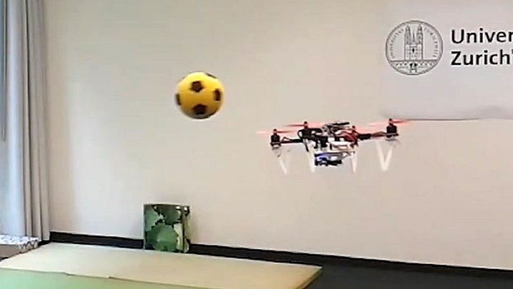 If one drone isn't enough, try a drone swarm 1