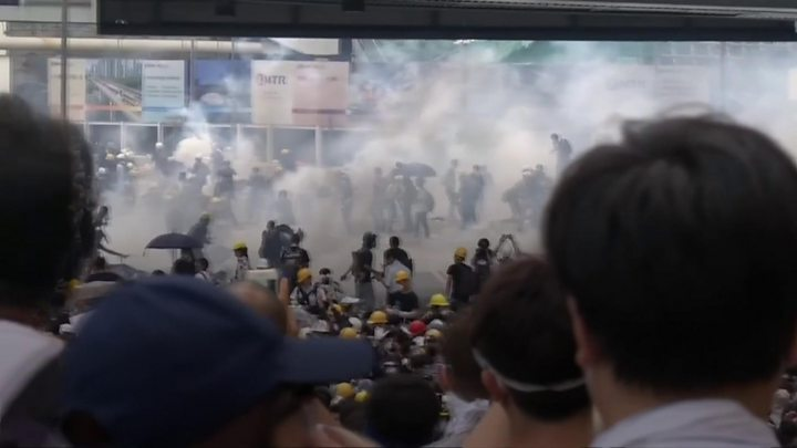 China: Debate on Hong Kong's Extradition Bill Is Postponed Again