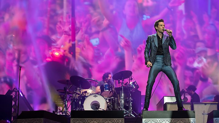 The Killers, Stormzy, Kylie Minogue, The Cure - who won Glastonbury?