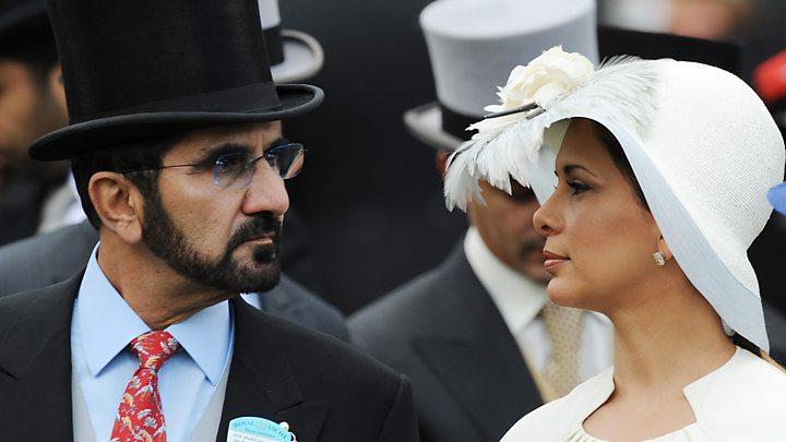 من هي الأميرة هيا بنت الحسين، زوجة حاكم دبي التي