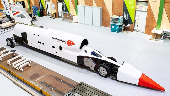 South Africa Is Waiting For The Bloodhound