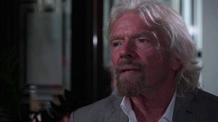 Branson warns pound to plummet in no-deal Brexit