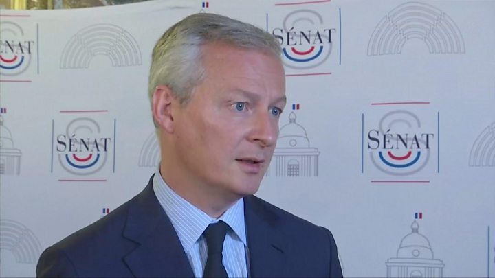 France passes tax on tech giants despite US threats