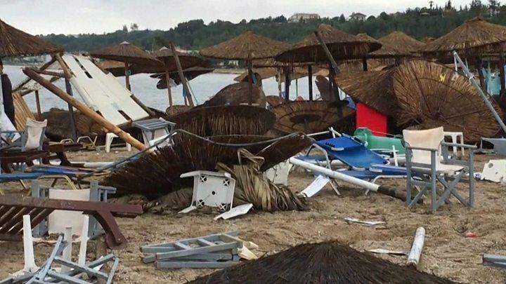 Image result for greece storm