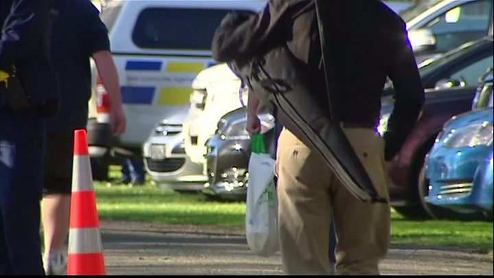 New Zealanders Give Up Firearms after Mosque Killings