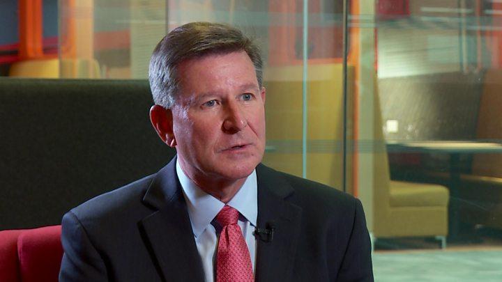 Danger tumble dryers: I'm sorry, says Whirlpool executive