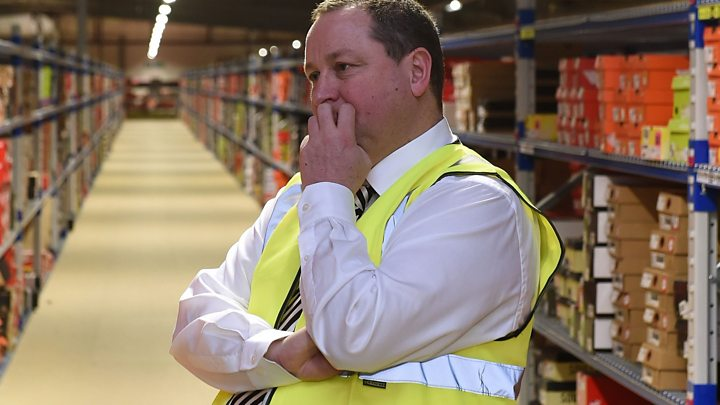 Belgian authorities demand £600m in unpaid taxes from Sports Direct