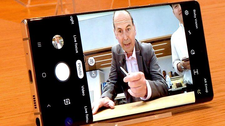 Image result for Samsung Note 10 Zoom In Mic