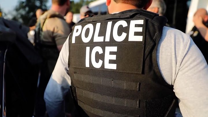 Hundreds released after 'cruel' Mississippi raids