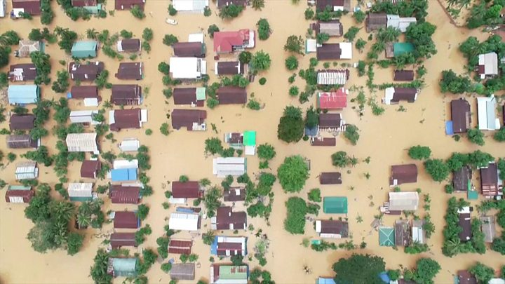 Myanmar landslide death toll rises to 59