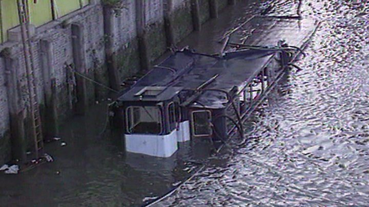 Marchioness disaster: Thames historic vessels 'still not modernised'