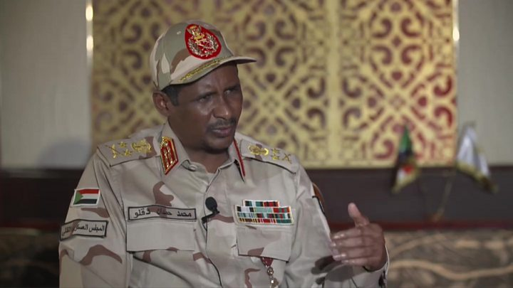 Sudan conflict: Army and civilians seal power-sharing deal