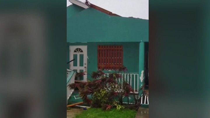 Hurricane Dorian: Storm inches north west, leaving devastation in Bahamas