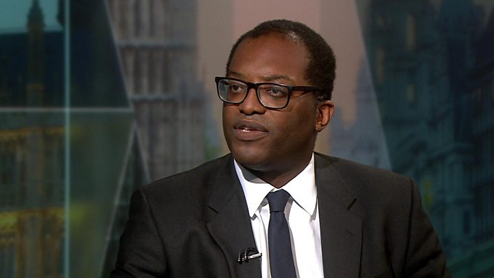 Kwasi Kwarteng criticised for 'biased judges' comment