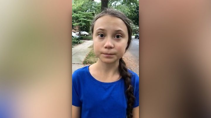 Young Colorado Climate Activists Join Forces With Greta Thunberg In DC