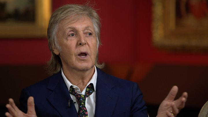 Sir Paul McCartney: Brexit vote probably a mistake