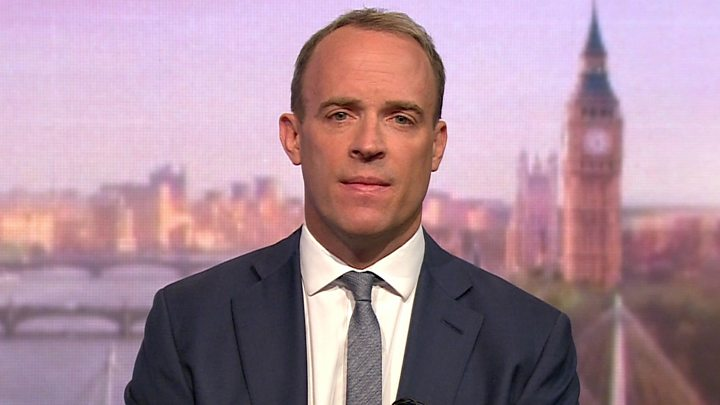 Thomas Cook customers will not be stranded, vows Raab