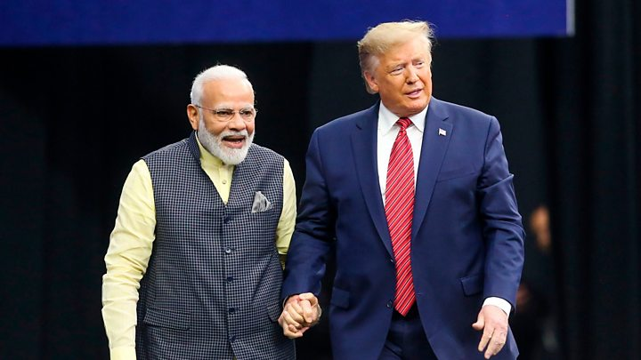 Image result for trump modi