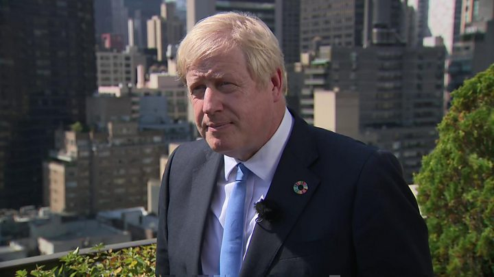 Boris Johnson's referral to watchdog 'politically motivated' - No 10