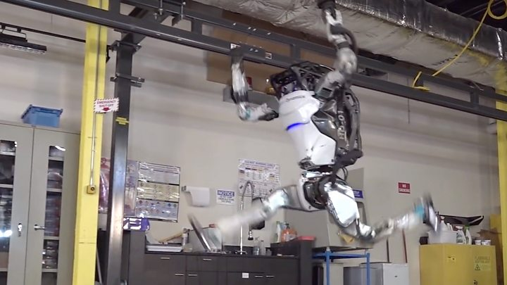 Boston Dynamics boss learned by unbalancing toddler