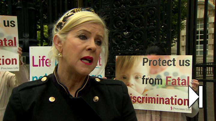 NI abortion law found to breach human rights