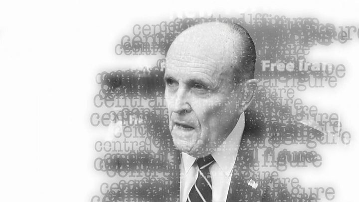 Trump lawyer Rudy Giuliani 'butt dials' NBC reporter 17