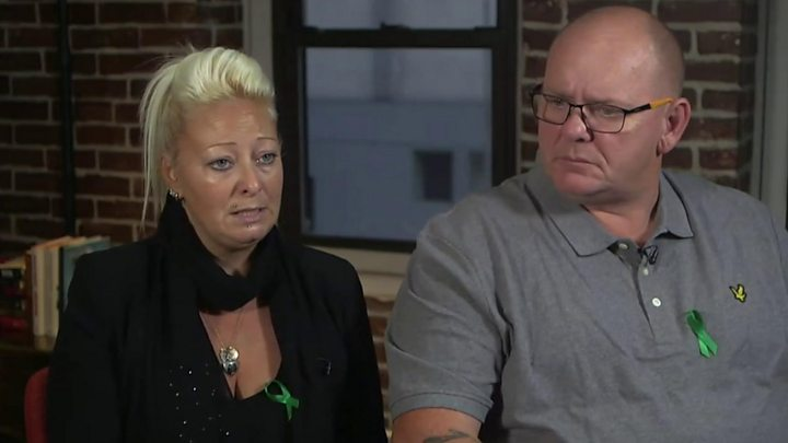 Harry Dunn: Family demand to see government advice to police
