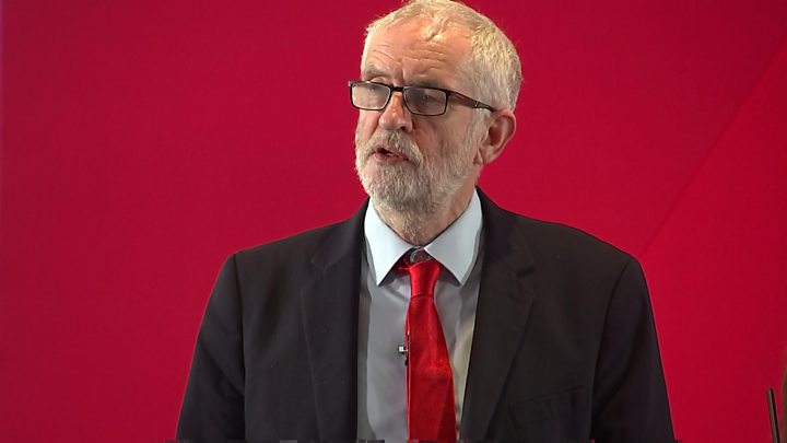 General election 2019: 'Cyber-attack' on Labour Party digital platforms