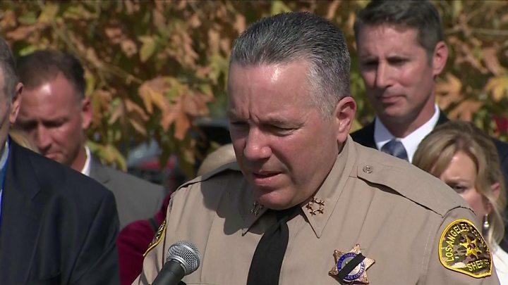 California school shooting: Two teenage students killed in Santa Clarita