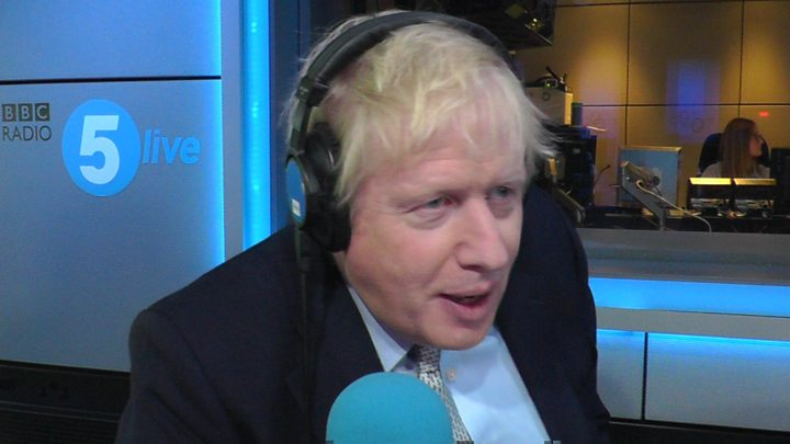 Brexit Party: PM says claims senior figures offered peerages nonsense
