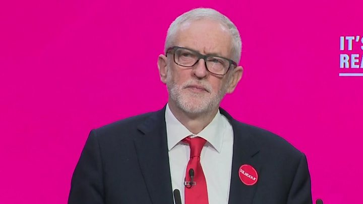 General election 2019: Labour launches 'radical' manifesto