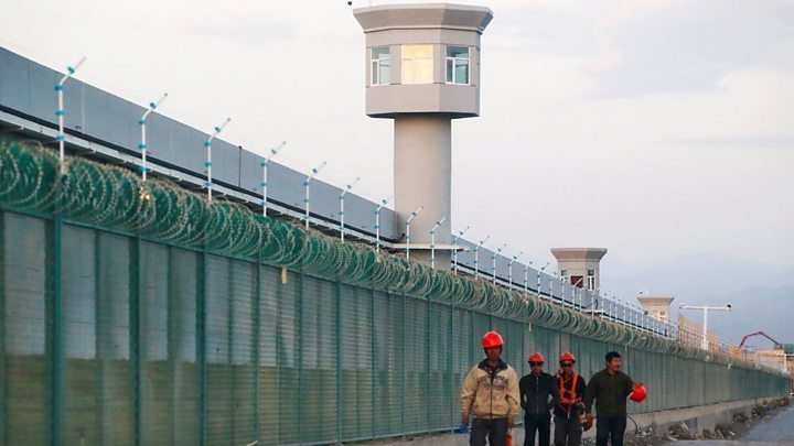 Leaked documents show operations of prison camps in China's Xinjiang