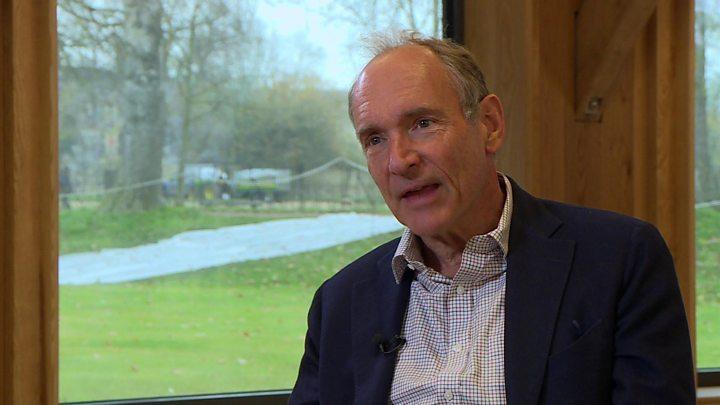 , Sir Tim Berners-Lee attacks Tories over misinformation, Saubio Making Wealth