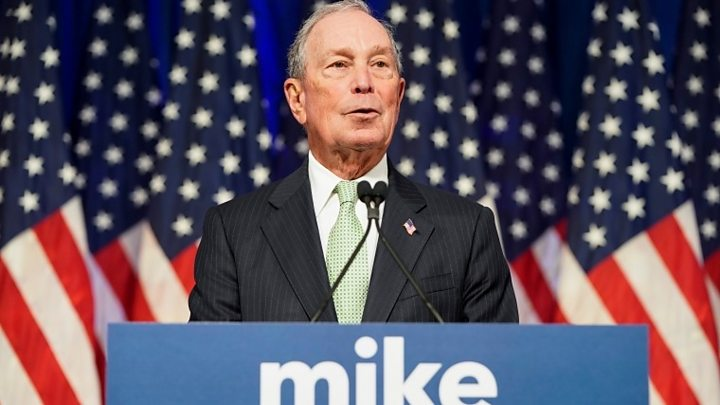 Trump campaign denies press credentials to Bloomberg News