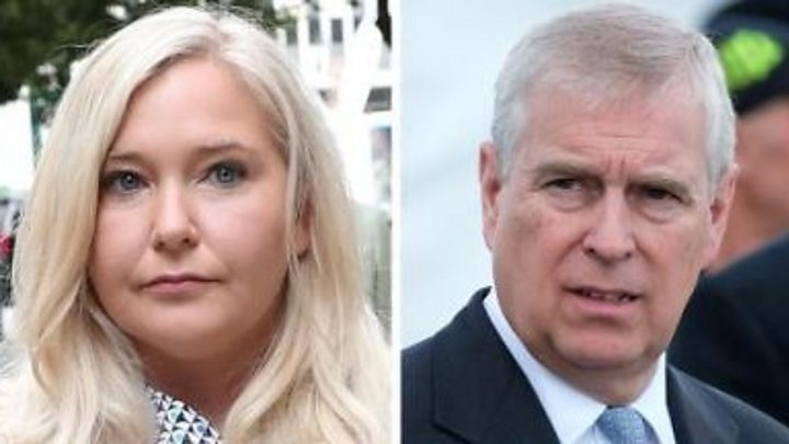 Prince Andrew Must Testify Says Epstein Accusers Lawyer Bbc News