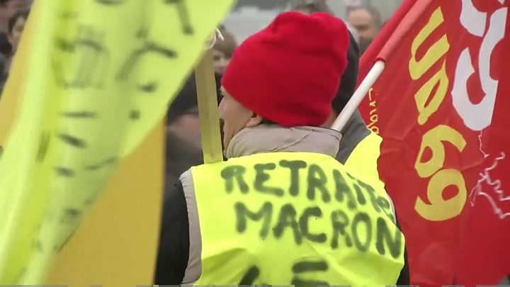 , Macron pension reform: France paralysed by biggest strike in years, Saubio Making Wealth
